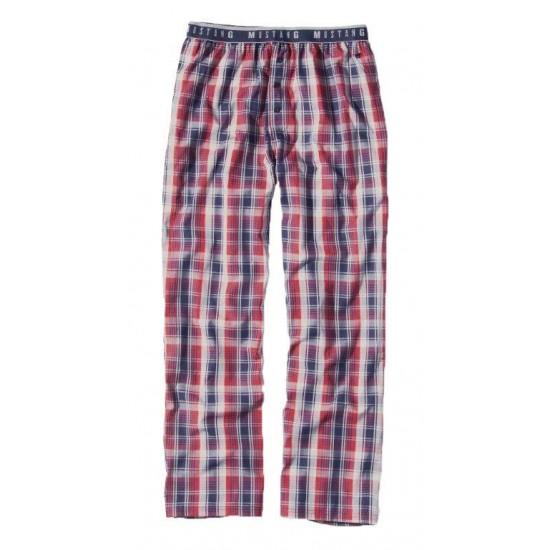Pánské kostkované pyžamové kalhoty Fresno MUSTANG